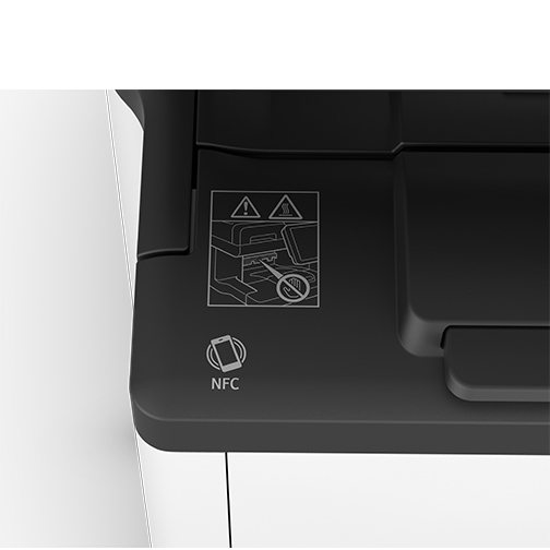 IM 350 - All In One Printer - Detail