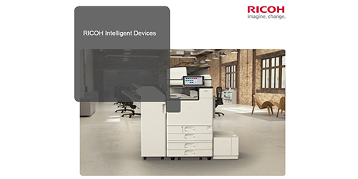 Broszura RICOH Intelligent Devices